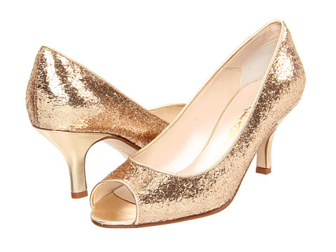Help Trying To Find Gold Shoes