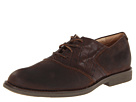 Sperry Top-Sider - Jamestown Saddle Oxford (Mahogany Embossed/Dark Brown Croc)