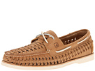Sperry Top-Sider - Seaside 2-Eye Woven (Tan)