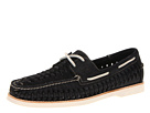 Sperry Top-Sider - Seaside 2-Eye Woven (Black)