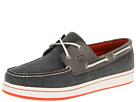 Sperry Top-Sider - Sperry Cup 2-Eye (Navy/Grey) - Footwear