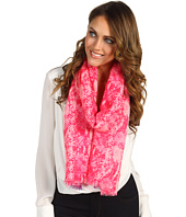 Juicy Couture - Python Wool Printed Scarve