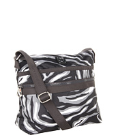 Brighton - Zazzy Zebra Swifty Crossbody