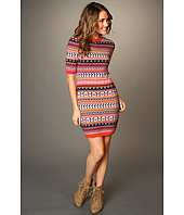 Ted Baker - Gryne Fair Isle Knitted Dress