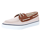 Sperry Top-Sider - Bahama 2-Eye Canvas/Leather (Gray/Tan)