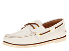Sperry Top-Sider - Gold A/O 2-Eye (Ivory) - Footwear
