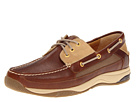 Sperry Top-Sider - Gold Billfish w/ASV (Dark Brown/Tan) - Footwear