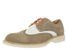 Sperry Top-Sider - Gold Ox Wingtip w/ASV (Tan/Ivory/Orange)