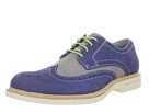 Sperry Top-Sider - Gold Ox Wingtip w/ASV (Indigo/Grey/Lime)