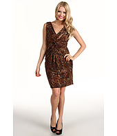Ellen Tracy - Exotica Knotted Front Sheath