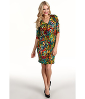 Ellen Tracy - Sundrops Blouson Dress
