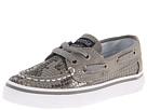 Sperry Kids - Bahama (Infant/Toddler) (Pewter) - Footwear