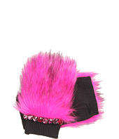 Juicy Couture - Fur Handwarmers