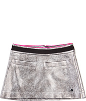 Juicy Couture Kids - Metallic Faux Leather Skirt (Toddler/Little Kids/Big Kids)