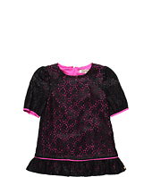 Juicy Couture Kids - Lacquered Lace Dress (Toddler/Little Kids/Big Kids)