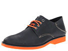 Sperry Top-Sider - Boat Oxford Neon (Navy/Orange)