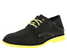 Sperry Top-Sider - Boat Oxford Neon (Black/Citron)