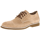 Sperry Top-Sider - Boat Oxford Wingtip (Cement Suede)