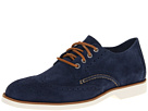 Sperry Top-Sider - Boat Oxford Wingtip (Navy Suede)