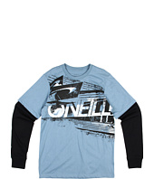 O'Neill Kids - Trench L/S 2Fer Pullover (Big Kids)
