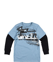 O'Neill Kids - Trench L/S 2Fer Pullover (Little Kids)