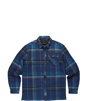 O'Neill Kids - Malone L/S Flannel Shirt (Big Kids)