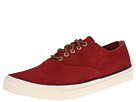 Sperry Top-Sider - CVO Suede (Red Suede)