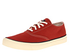 Sperry Top-Sider - CVO Canvas (Red Canvas)