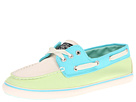 Sperry Top-Sider - Cruiser 3-Eye (Yellow/Green)