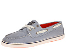Sperry Top-Sider - Cruiser 3-Eye (Blue/White/Stripe) - Footwear