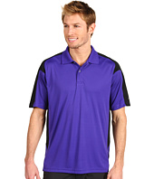 IZOD - X-Treme Function S/S Plaid Jacquard Polo