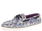 Sperry Top-Sider - Cruiser 3-Eye (Plum Ditsy Floral)