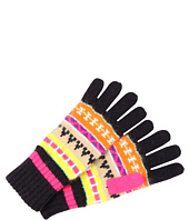 Juicy Couture Kids - Girls' Angora Fair Isle Gloves