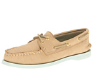 Sperry Top-Sider - A/O 2 Eye (Tan (Aqua))