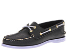 Sperry Top-Sider - A/O 2 Eye (Black (Purple))
