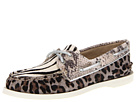 Sperry Top-Sider - A/O 2 Eye (Black/White Multi-Animal Print)