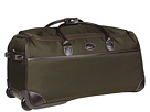 Bric's Milano Pronto 28 Rolling Duffel (Forest Green)