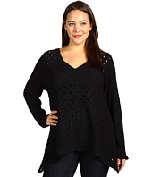 XCVI Plus Size - Plus Size Slope Sweater