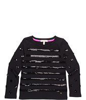 Juicy Couture Kids - Embellished Knit Top (Little Kids/Big Kids)