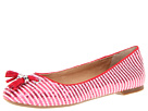 Sperry Top-Sider - Bliss (Berry/White Stripe (Sequins)) - Footwear