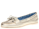 Sperry Top-Sider - Audrey (Platinum Leather) - Footwear