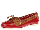 Sperry Top-Sider - Audrey (Red Patent/Cognac)