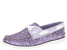 Sperry Top-Sider - A/O 2 Eye (Purple Glitter/Patent)