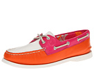 Sperry Top-Sider - A/O 2 Eye (Orange/Pink/White)