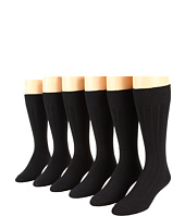 Ecco Socks - Wide Rib Midcalf