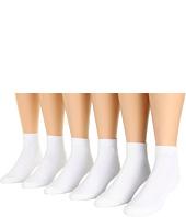 Ecco Socks - Ankle Solid w/ Cushion