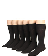 Ecco Socks - Dress Wool Rib Midcalf