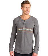 Lucky Brand - Placed Print Henley