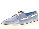 Sperry Top-Sider - Bahama 2-Eye (Blue Jersey (Sequins))