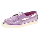 Sperry Top-Sider - Bahama 2-Eye (Purple Jersey (Sequins))